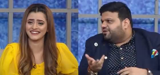 Taroon Say Karain Batain (Guests: Hira Khan & Mani Liaqat) - 7th September 2021