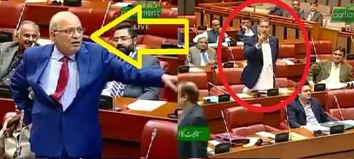 Tension in Senate After Mushahid Ullah Khan's Speech