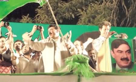 Terrorists May Target PTI Rallies and Sheikh Rasheed Ahmad - Intelligence Report