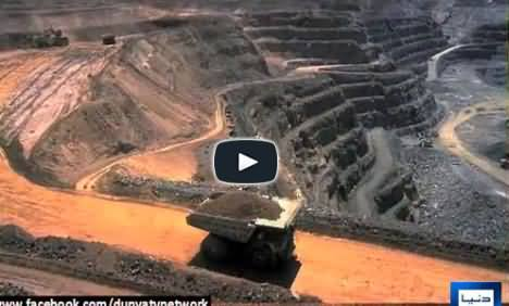 Thar coal reserves can meet country's future energy needs for a century but America is not giving permission