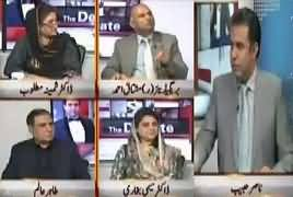 The Debate (IG Islamabad Transfer Case) – 29th October 2018