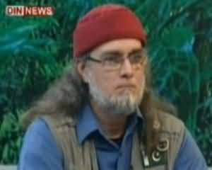 The Debate with Syed Zaid Hamid - DIN NEWS - (Pakistan Foreign Policy) - 6th October 2013