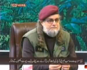 The Debate with Zaid Hamid - (America Ko Dushman Qarar Dene Ka Waqt Aa Gaya) - 17th February 2014