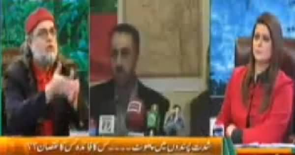 The Debate with Zaid Hamid (Baloch Extremists Reached Islamabad) – 12th April 2014