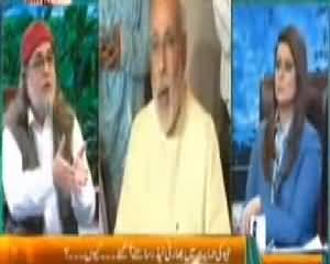 The Debate with Zaid Hamid (Indian Leader Supports Geo Tv) - 2nd May 2014