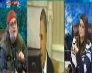 The Debate with Zaid Hamid (Is America Friend of Pakistan or Enemy?) - 15th February 2014