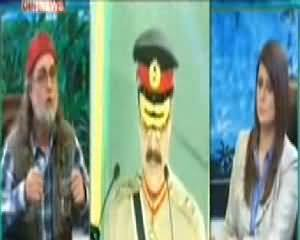 The Debate with Zaid Hamid (New York Times Propaganda Against Pakistan) - 4th May 2013