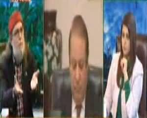The Debate with Zaid Hamid (Pak and Saudia Role on Syria) – 1st March 2014