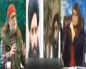 The Debate with Zaid Hamid (Pak Saudi Fauji Tauluqat) – 2nd March 2014