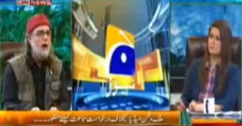 The Debate with Zaid Hamid (Petition Filed Against Traitor Journalists) - 9th May 2014