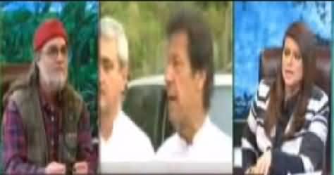 The Debate with Zaid Hamid (Porey Pakistan Mein Ehtajaj Ke Silsaley) - 12th May 2014