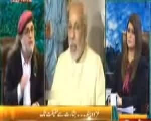 The Debate with Zaid Hamid (Will Narendra Modi Wins India Election) – 5th April 2014