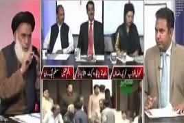 The Debate (Zardari Aur Imran Itthead)– 13th March 2018