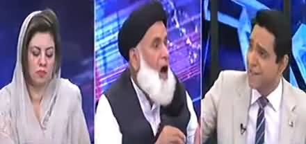 The Editorial with Jameel Farooqui (Azadi March Future) - 5th November 2019
