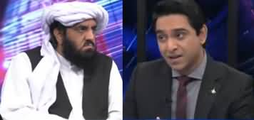 The Editorial with Jameel Farooqui (Hafiz Hamdullah Exclusive) - 12th November 2019