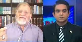 The Editorial with Jameel Farooqui (Orya Maqbool Jan Exclusive) - 3rd April 2020