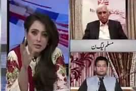 The Last Hour (Fazal ur Rehman Active Against Govt) – 11th April 2019
