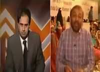 The Other Side (Farooq Sattar Exclusive Interview) – 20th February 2016