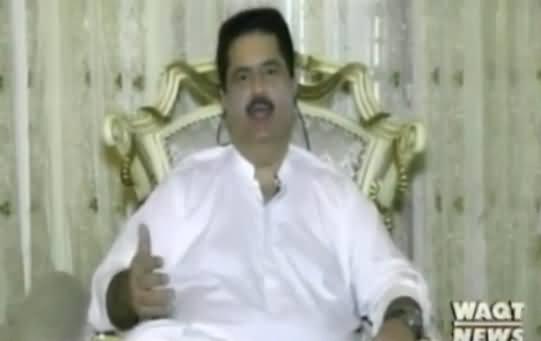 The Other Side (Nabeel Gabol Exclusive Interview) - 3rd July 2016
