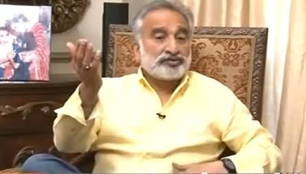 The Other Side (Zulfiqar Mirza Exclusive Interview) – 1st May 2015