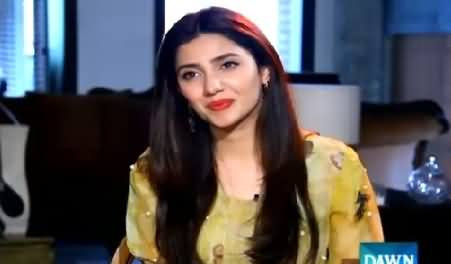 The Reham Khan Show (Mahirah Khan Special Interview) – 16th August 2015