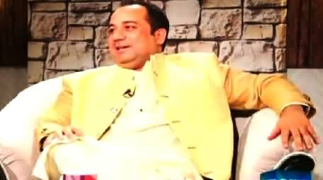 The Reham Khan Show (Rahat Fateh Ali Khan Special) – 19th July 2015