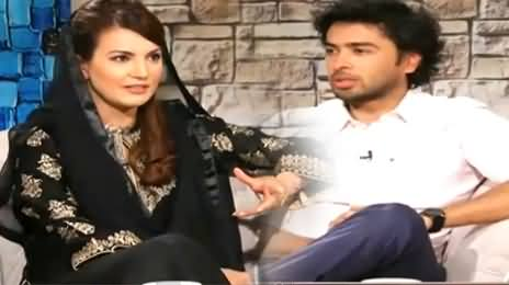 The Reham Khan Show (Shehzad Roy Special Interview) – 31st May 2015