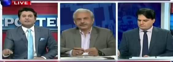 The Reporters (Ahsan Iqbal Per Qatlana Hamla) - 7th May 2018