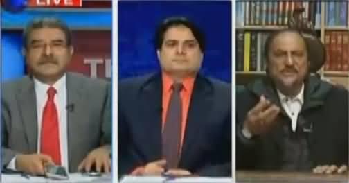 The Reporters (Aik Aur Qatari Khat Aa Gaya) – 26th January 2017