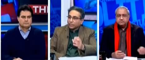 The Reporters (Allegations on Nadeem Babar) - 3rd December 2020
