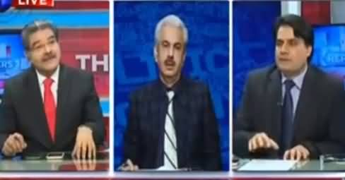 The Reporters (Another U-Turn of Asif Zardari) – 24th February 2016