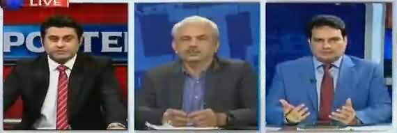 The Reporters (Arif Alvi Elected As President) - 4th September 2018