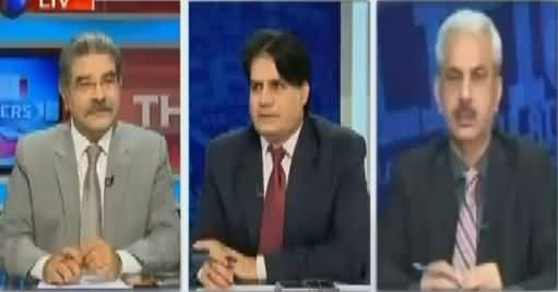 The Reporters (Army Chief Ka Zabardast Bayan) – 1st September 2016