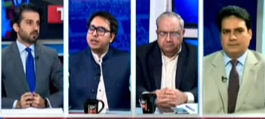 The Reporters (Impact of Maryam's Speech, Army's Salaries Increased) - 14th July 2021