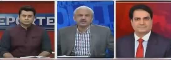 The Reporters (Asif Zardari Aur Fazal ur Rehman Ki Mulaqat) - 23rd October 2018