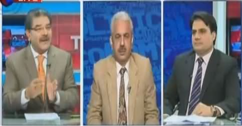 The Reporters (Azad Kashmir Aur Wafaq, Aamne Samne) – 18th January 2016