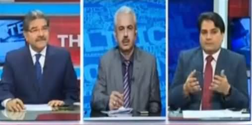 The Reporters (Azad Kashmir Vs Federal Govt) – 15th February 2016