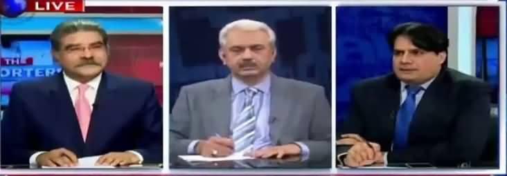 The Reporters (Bharat Ki Pakistan Ko Badnam Karne Ki Sazish) - 3rd October 2016