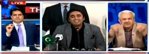 The Reporters (Bilawal's Statement in Indian Media) - 21st March 2019