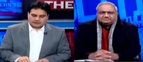 The Reporters (Broadsheet Exposed Nawaz Sharif) - 12th January 2021
