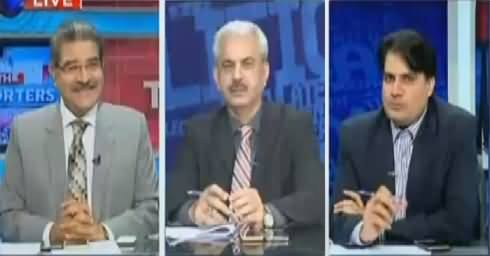 The Reporters (Chairman NAB Waiting For Govt Strategy on Panama) – 2nd June 2016
