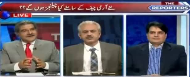 The Reporters (Challenges For New Army Chief) - 21st November 2016