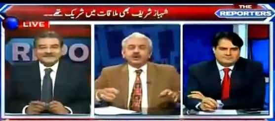 The Reporters (Clash Between PM & Ch. Asad ur Rehman) - 4th August 2016
