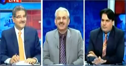 The Reporters (Contradictions About Nawaz Sharif's Open Heart Surgery) – 30th May 2016