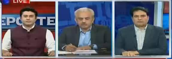 The Reporters (Dams Per Koi Samjhota Nahi Hoga - CJ) - 12th September 2018
