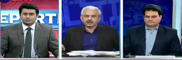 The Reporters (Dawn Leaks Report Public Karonga - Ch. Nisar) - 12th February 2018