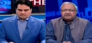 The Reporters (Nawaz Sharif Bail, Azadi March) - 29th October 2019