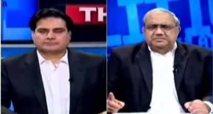 The Reporters (DG ISI Appointment Issue) - 12th October 2021