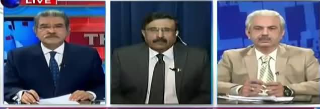 The Reporters (DG ISPR Ka Bharpoor Jawab) - 28th December 2017