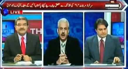The Reporters (Dini Jamaton Ne 27 March Ki Deadline Day Di) – 15th March 2016
